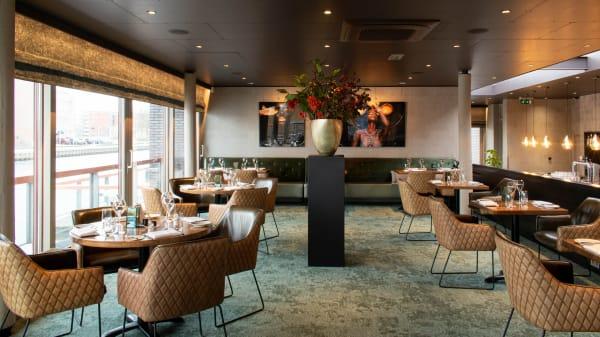 Restaurant - Brasserie Bakboord, Almere
