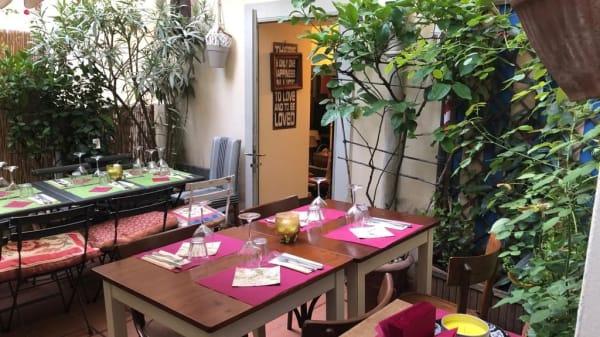 il nostro giardinetto interno - Memorie Bottega e Bistrot, Pietrasanta