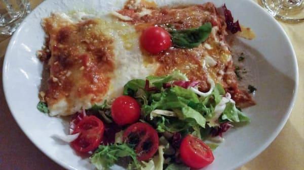 Suggerimento del chef - Cantina & Cucina, Roma