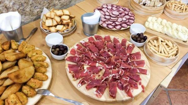 Sugestão do chef - Tasquinha Rebelo, Porto
