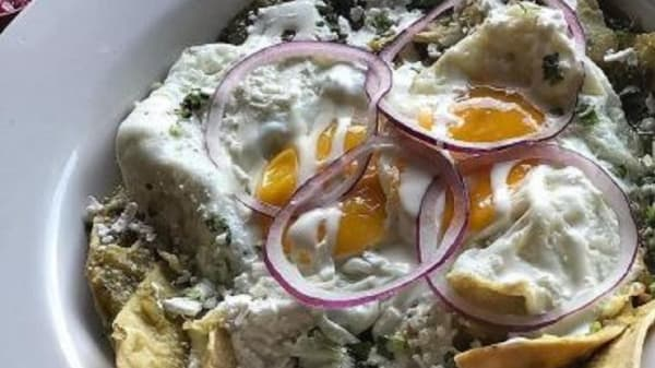 Especialidad del chef - Corazón Oaxaqueño (Cancun), Cancún