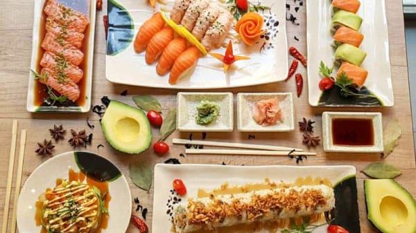 Sugerencia del chef - Kyoka Las Tablas, Madrid
