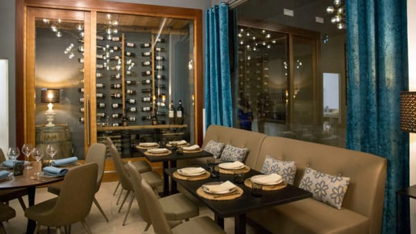 Sala del restaurante - 64, Valencia