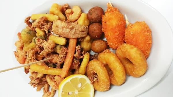 Suggerimento dello chef - Fritto Matto, Modica