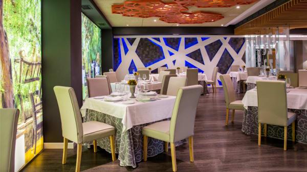 Vista Sala - Raza 7 – Hotel Senator Diana, Madrid