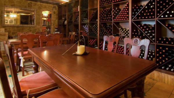 Vista sala - Rioja - Hotel Rioja, Benissanó