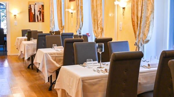Salle du restaurant - El Batan, Lausanne