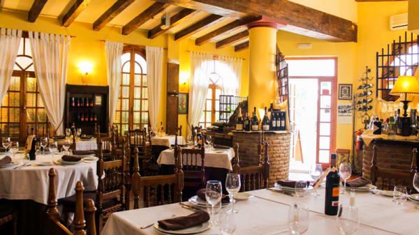 Vista de sala - El Pórtico - Torremolinos, Torremolinos