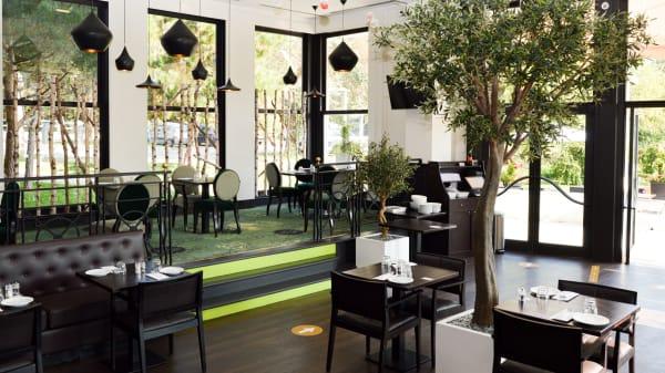 Restaurant de la Forêt - Casino Barrière Le Touquet, Le Touquet-Paris-Plage