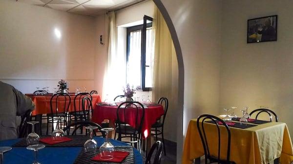 Vue de la salle - Hosteria del Cardinale 2, Poggio Dell'ellera
