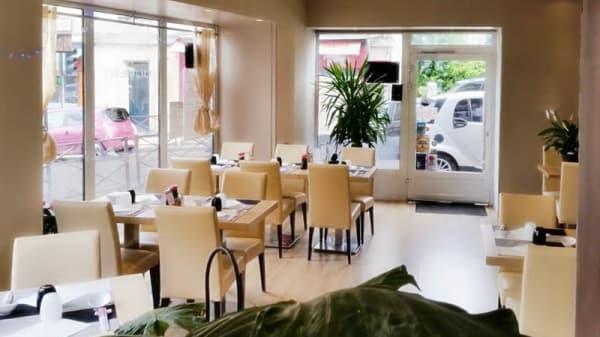 Vue de la salle - Pretty Sushi, Le Chesnay