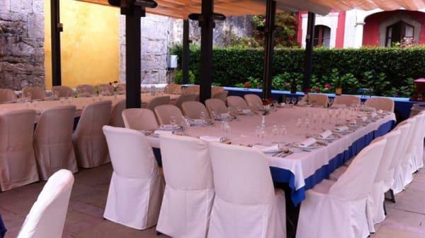 Terraza - El cenador del convento, Llanes
