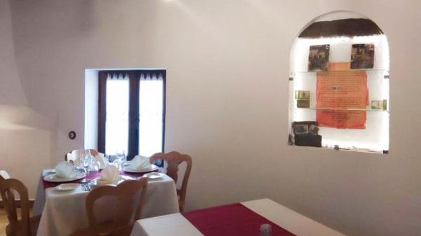 Vista sala - Restaurante Museo Tenería, Ocaña