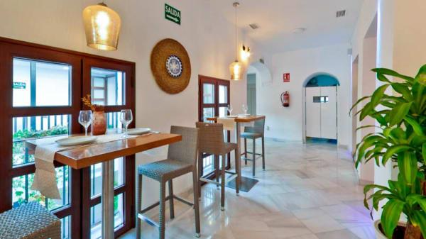 Vista del interior - Casa Céspedes Gourmet, Córdoba
