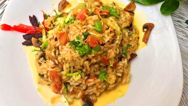 Sugerencia del chef - Sicilia Cafe Italiano Gourmet, Roldanillo