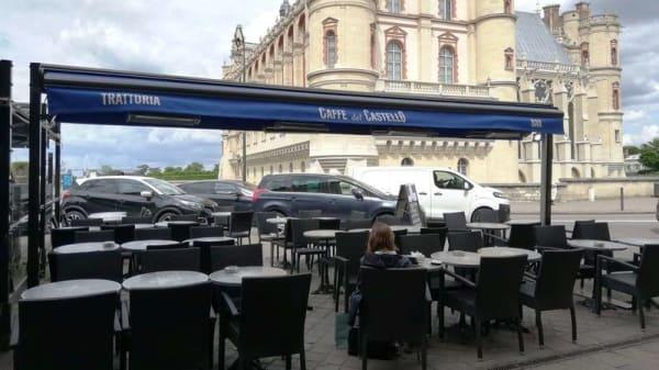 terrasse - Caffè del Castello, Saint-Germain-en-Laye
