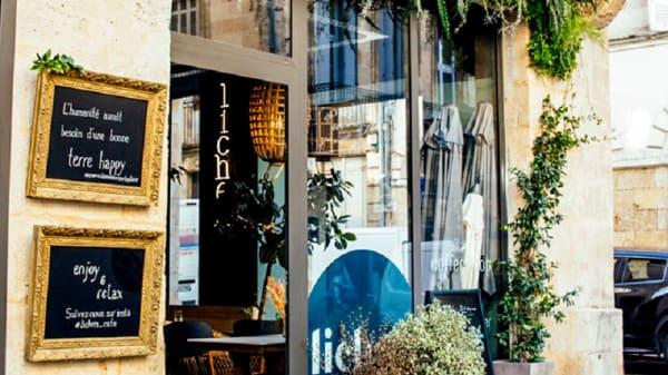Entrée - Lichen Café, Bordeaux