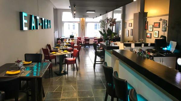 Vue de l'intérieur - Eat Thai, Brugge