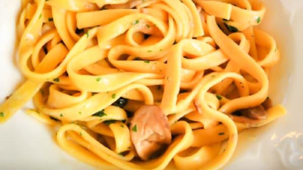 Suggerimento dello chef - Da Lino, Terenzo