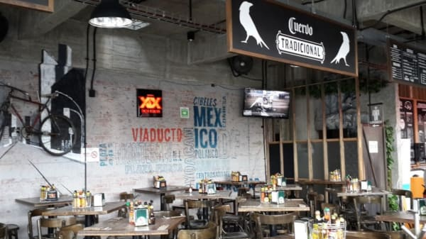 La Cerveceria de Barrio (Viaducto), Mexico City