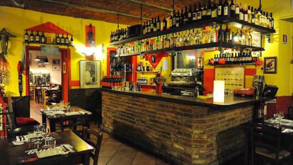 Sala - Volver, Turin