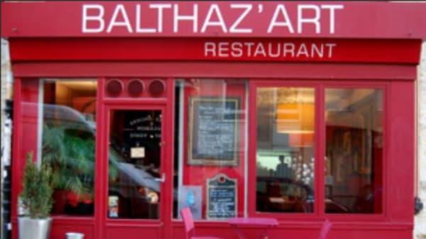 Restaurant - Balthaz'art, Lyon