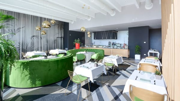 Sala - Grey Restaurant, Torri di Confine