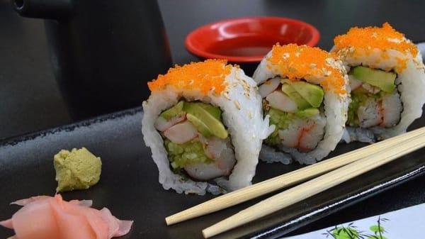 Sugerencia del chef - Restaurante Sakura, Puerto Marina