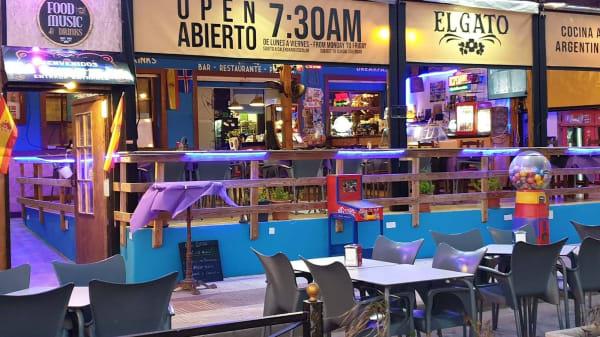 El Gato II, Playa Flamenca
