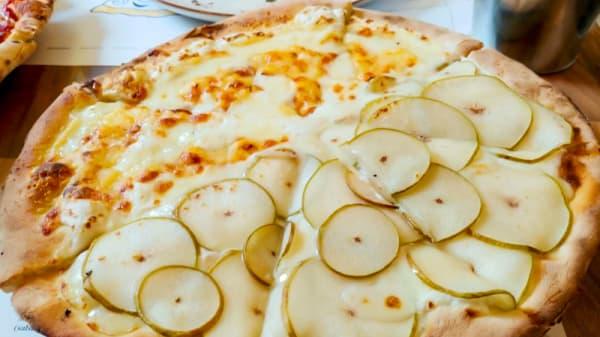 Sugerencia del chef - Familia Román Pizza, Boadilla del Monte