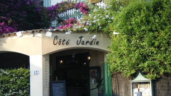 Restaurant - Côté Jardin, Cannes