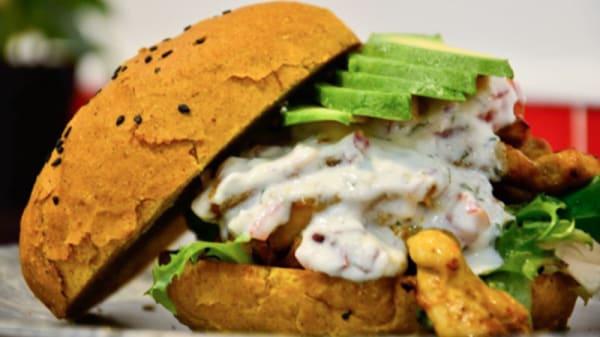 Sugerencia de plato - Burger grill, Barcelona