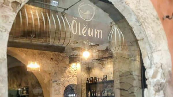Entrata - Oleum Ortigia, Siracusa