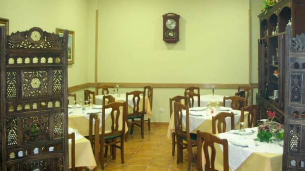 Vista de la sala - Ohlala Galicia Hostal Restaurante, Monforte de Lemos