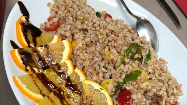 Suggerimento dello chef - Casale Montebello Agriturismo