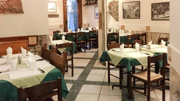 Sala - La Capanna, Florence
