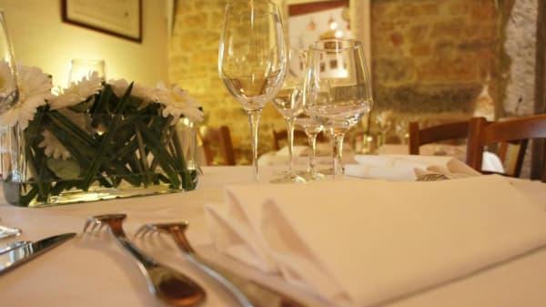 Restaurant - Pierre et Martine, Lyon