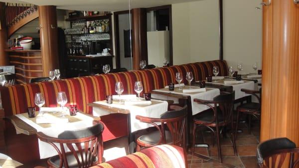 Salle du restaurant - Le Break, Nantes