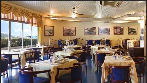 sala ristorante.JPG - Ristorante Luca, Rapallo