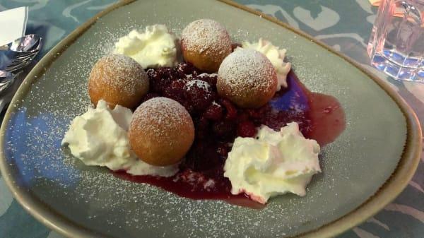 Dessert - Jonathan & Sieglinde, Wien