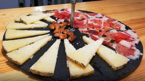 Sugerencia del chef - NORTE & SUR, Granada