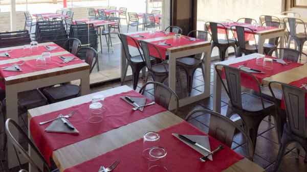 Terraza - Pizzeria Ristorante Francesco, Cubellas