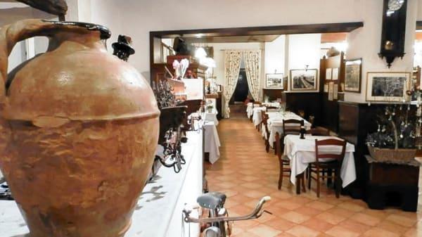 sala - Da Roberto e Loretta, Rome