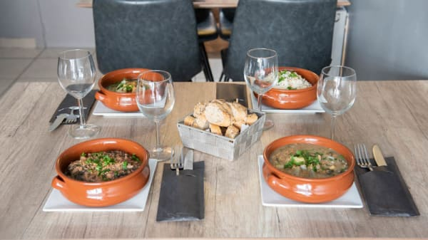 chef suggestion - Ilili by Jaffa, Bruxelles