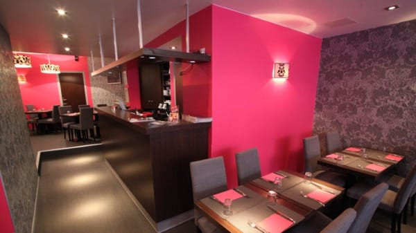 Salle du restaurant - Au Sucré Salé, Chartres