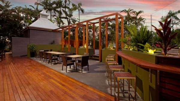 Coral Hedge Brasserie, Cairns North (QLD)