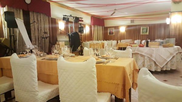 Vista sala - Hotel Ristorante Reale, Lurisia