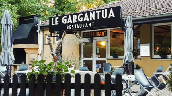 Extérieur - Le Gargantua, Amnéville