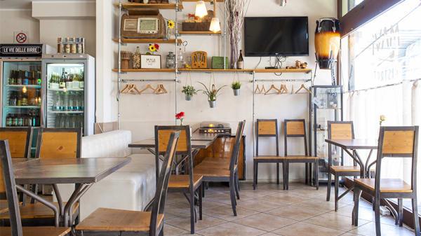 Vista della sala - Maví cafe-bistrot, Bari