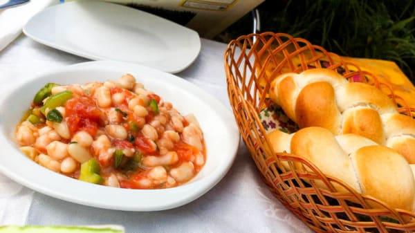 Sugerencias del chef - El Jardín del Poleo, Patones de Arriba